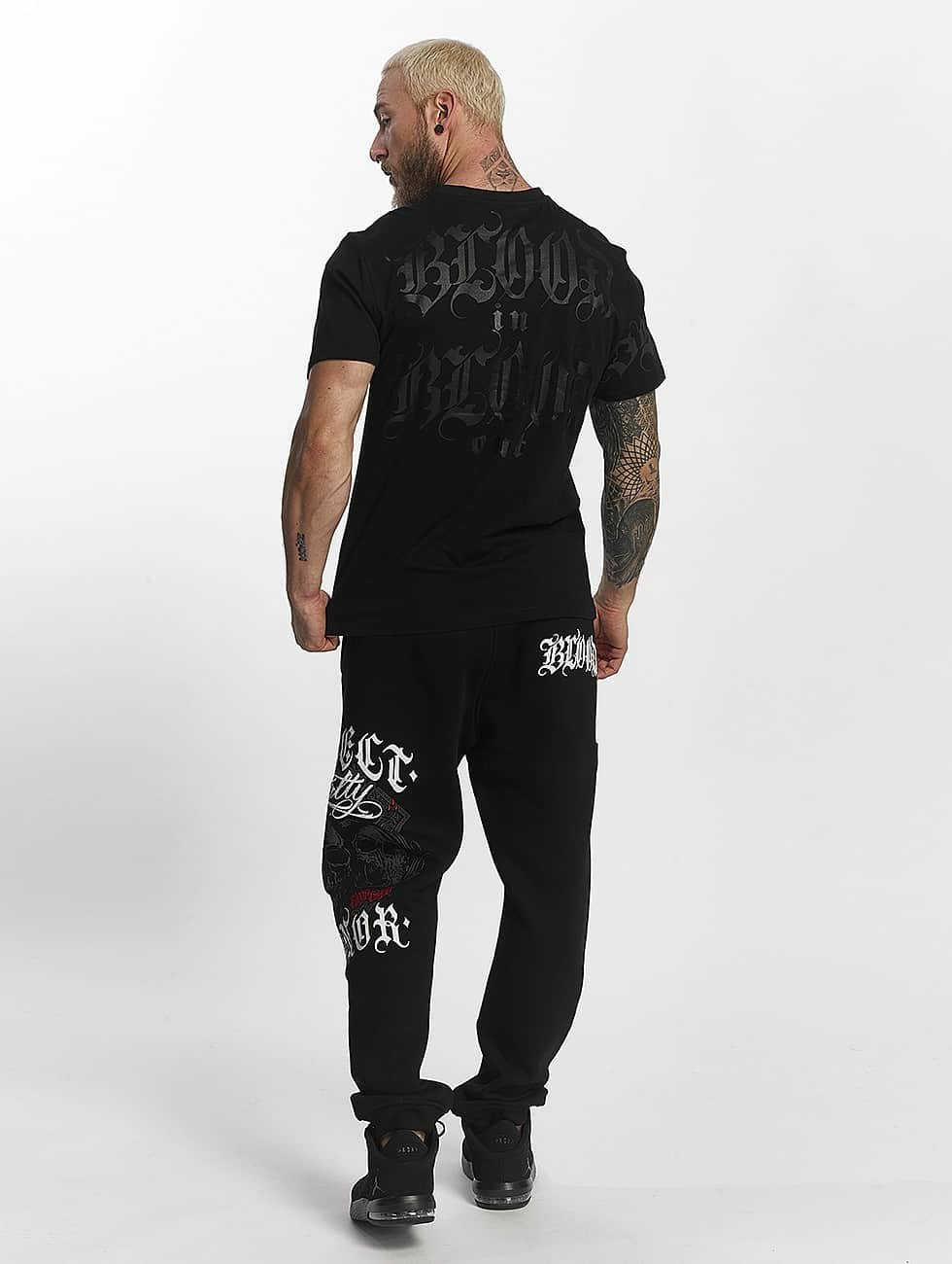 Blood In Blood Out Спортивные брюки Lema черный