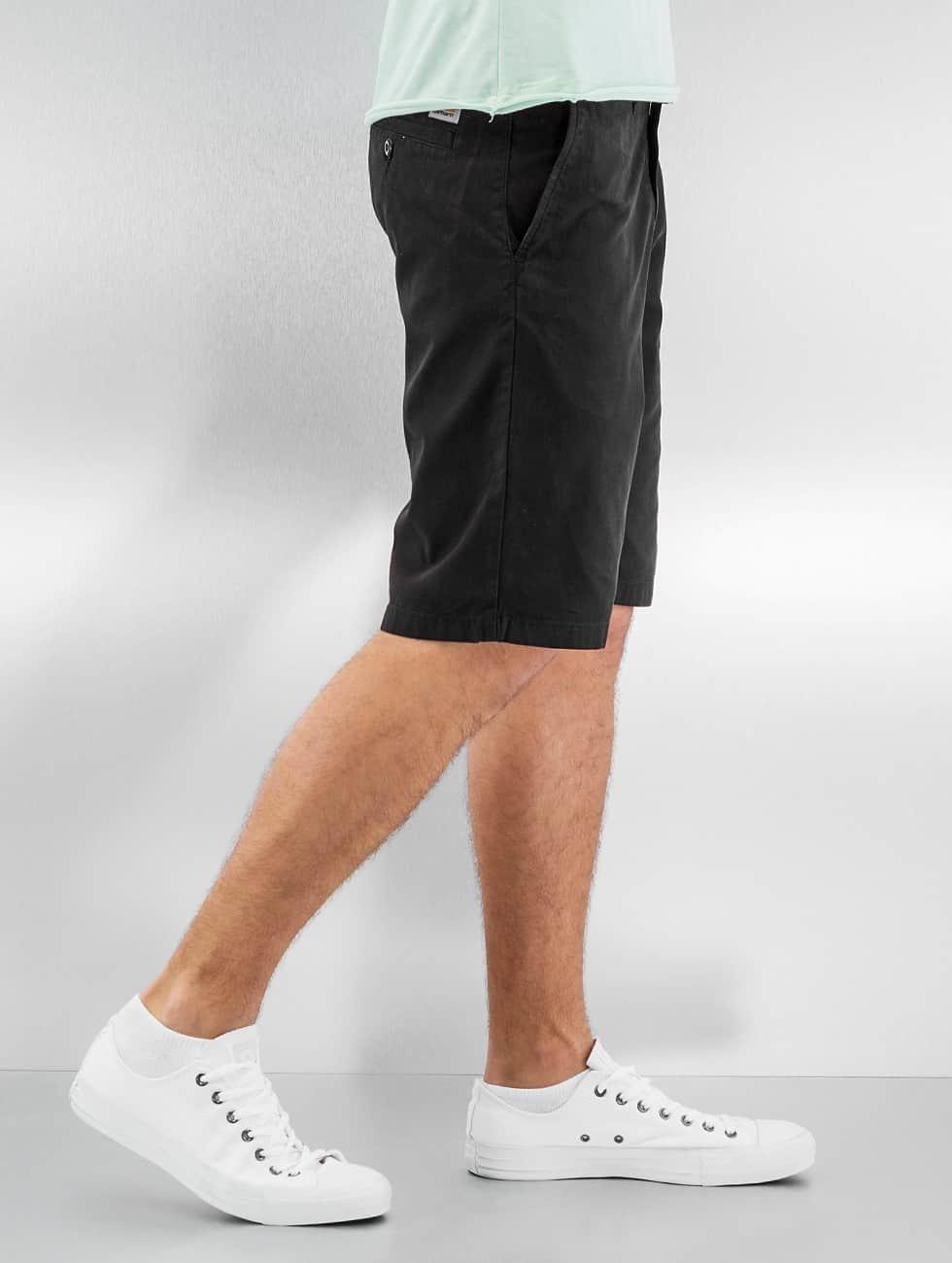 Carhartt WIP Shorts Midvale Johnson schwarz