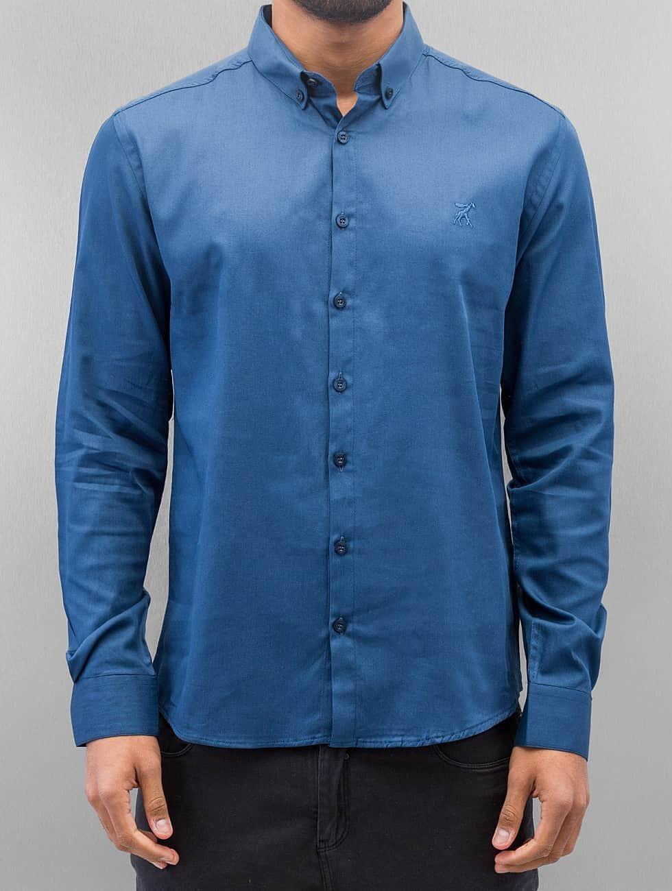 Cazzy Clang Рубашка Norick синий