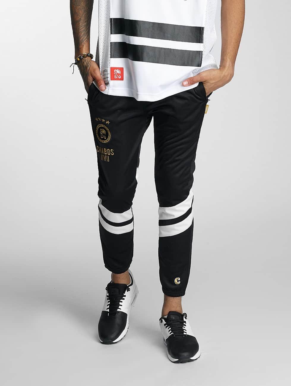 CHABOS IIVII Jogginghose Fourstar Core schwarz