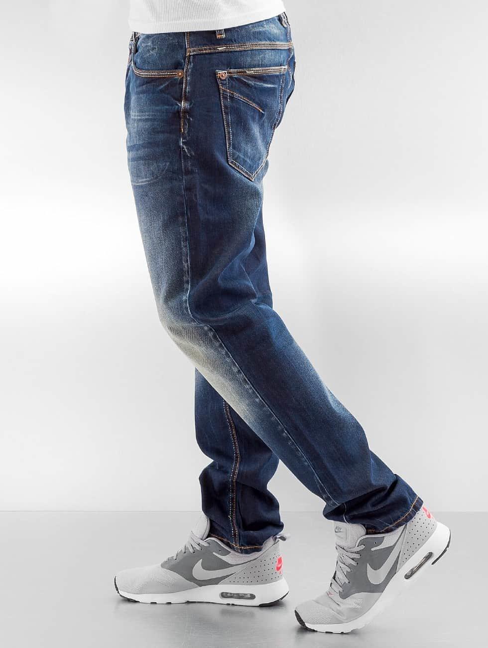 Cipo & Baxx Rovné Thijs modrá