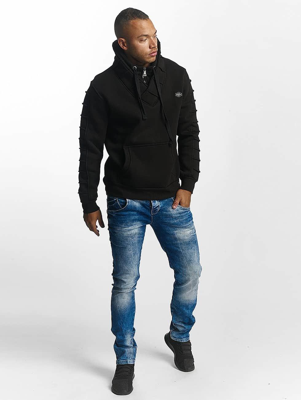Cipo & Baxx Slim Fit Jeans Ian blauw