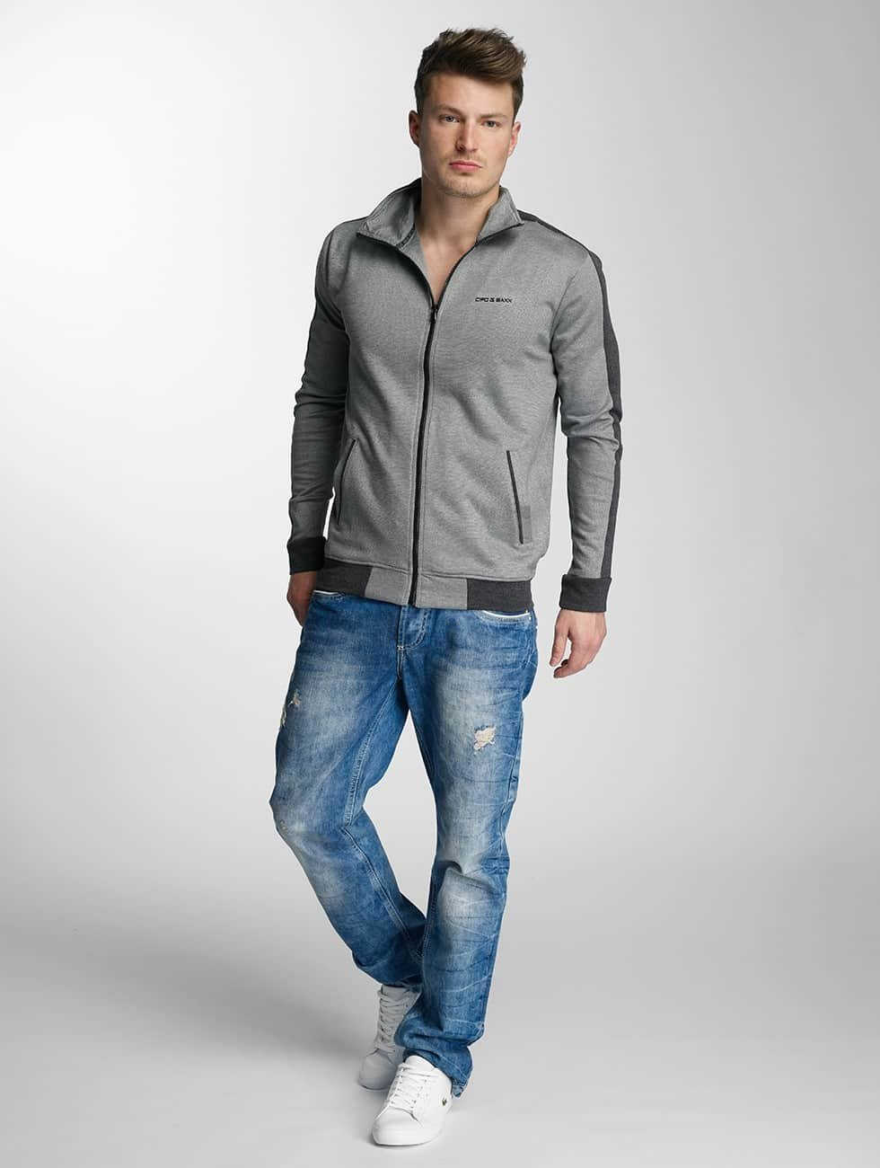 Cipo & Baxx Straight Fit Jeans Vogar blå