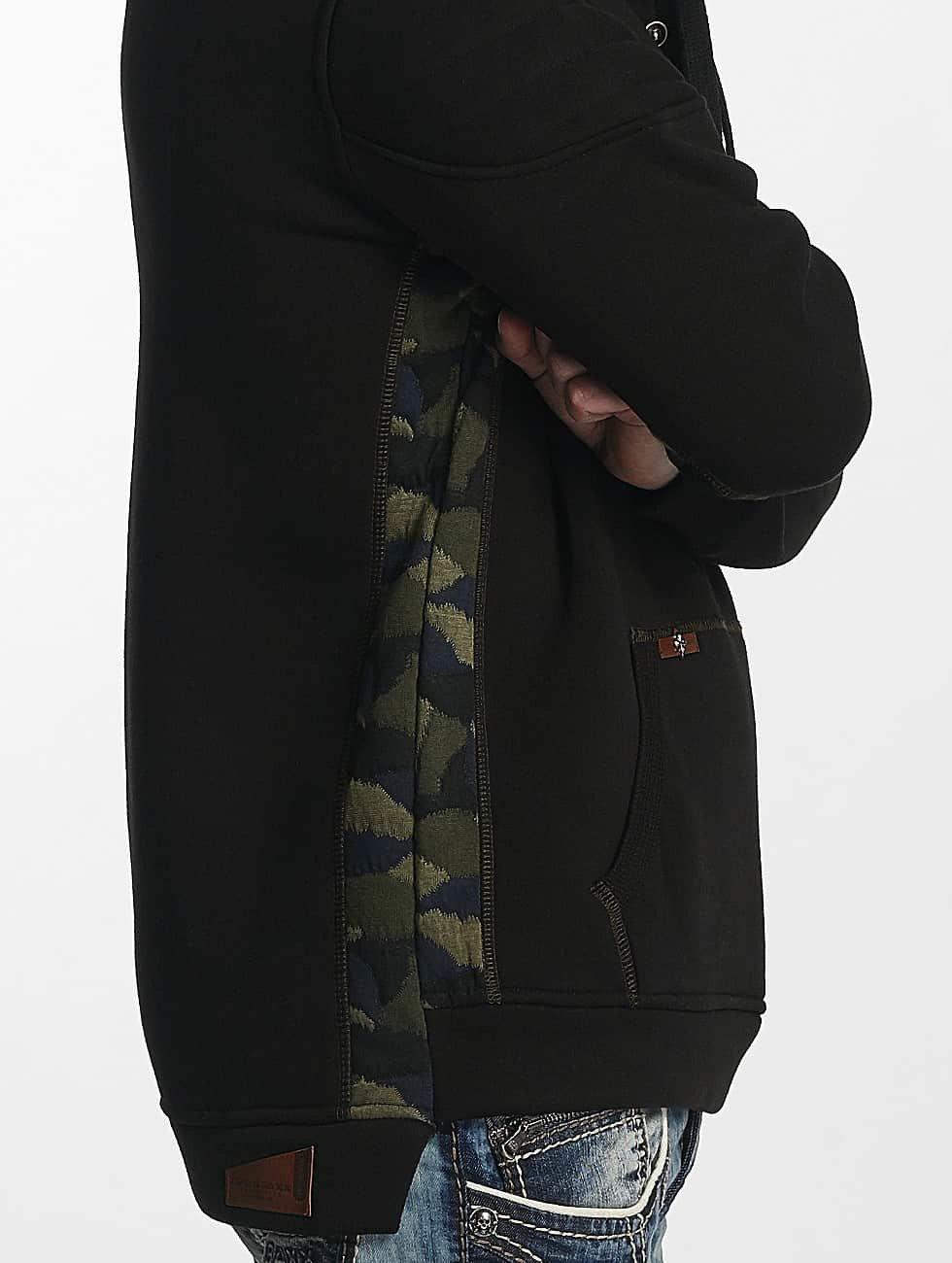 Cipo & Baxx trui Alfie zwart