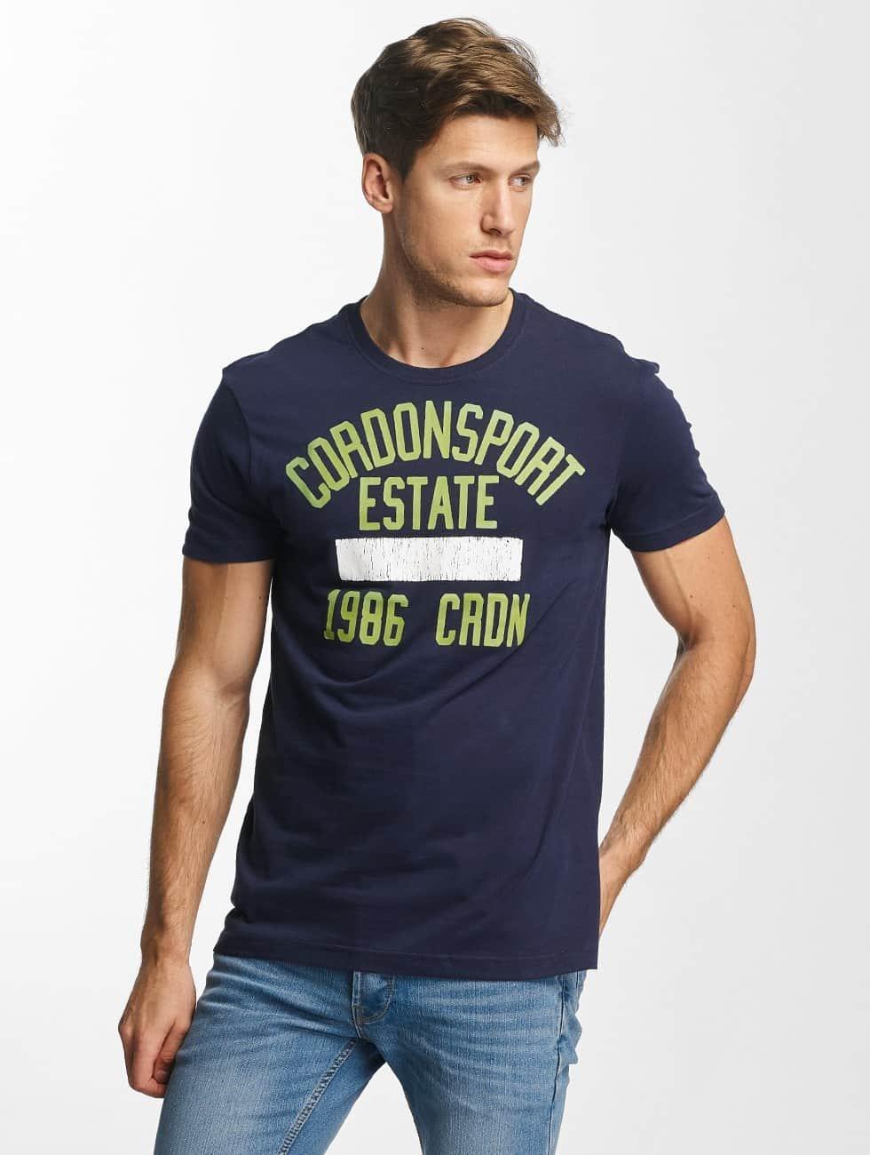 Cordon T-Shirt Alf blue