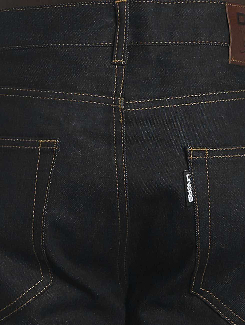 Dangerous DNGRS Loose Fit Jeans Loosefit niebieski
