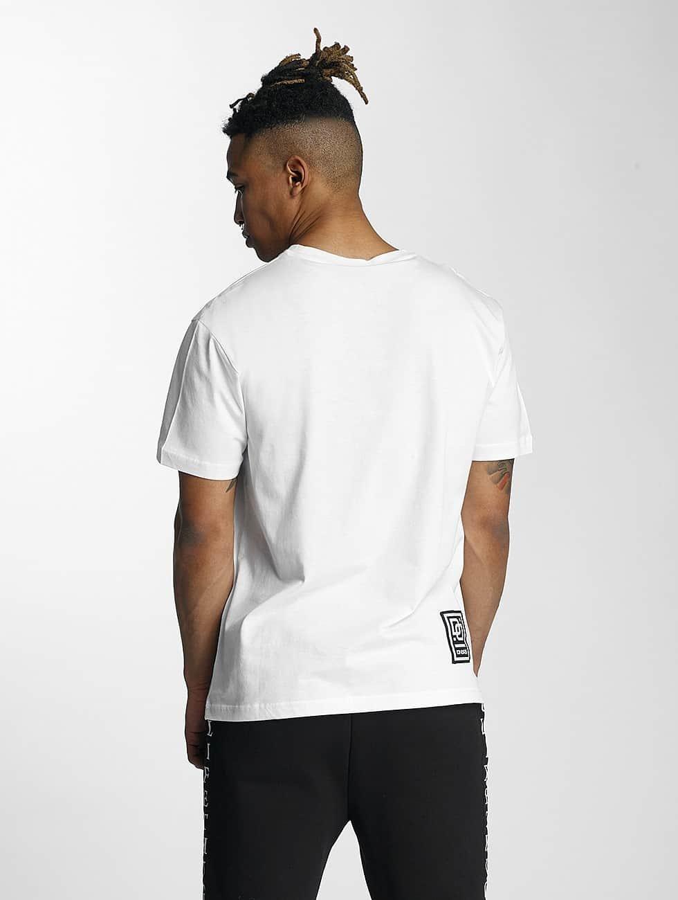 Dangerous DNGRS T-Shirt Nothing 2 Loose *B-Ware* white