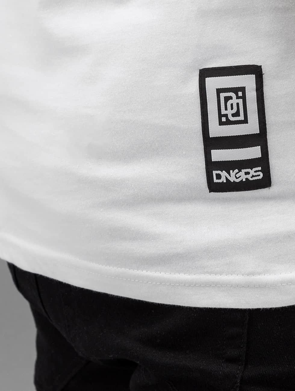 Dangerous DNGRS T-Shirt Fight white