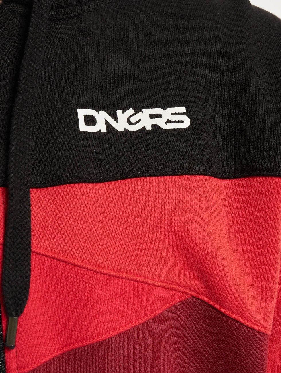 Dangerous DNGRS Zip Hoodie Limited Edition II Race City black