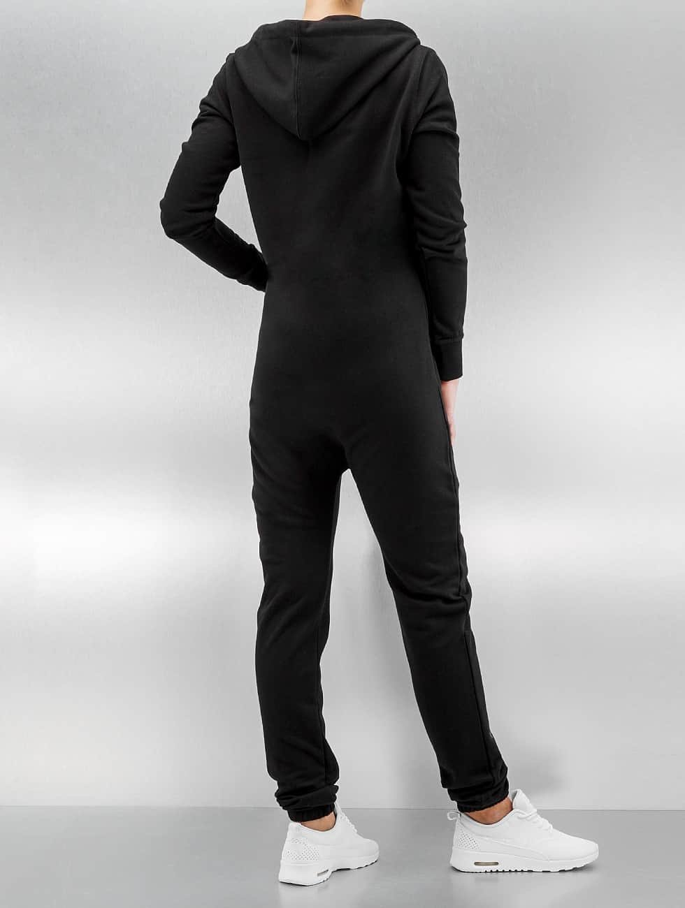 DEF Combinaison & Combishort Basic noir