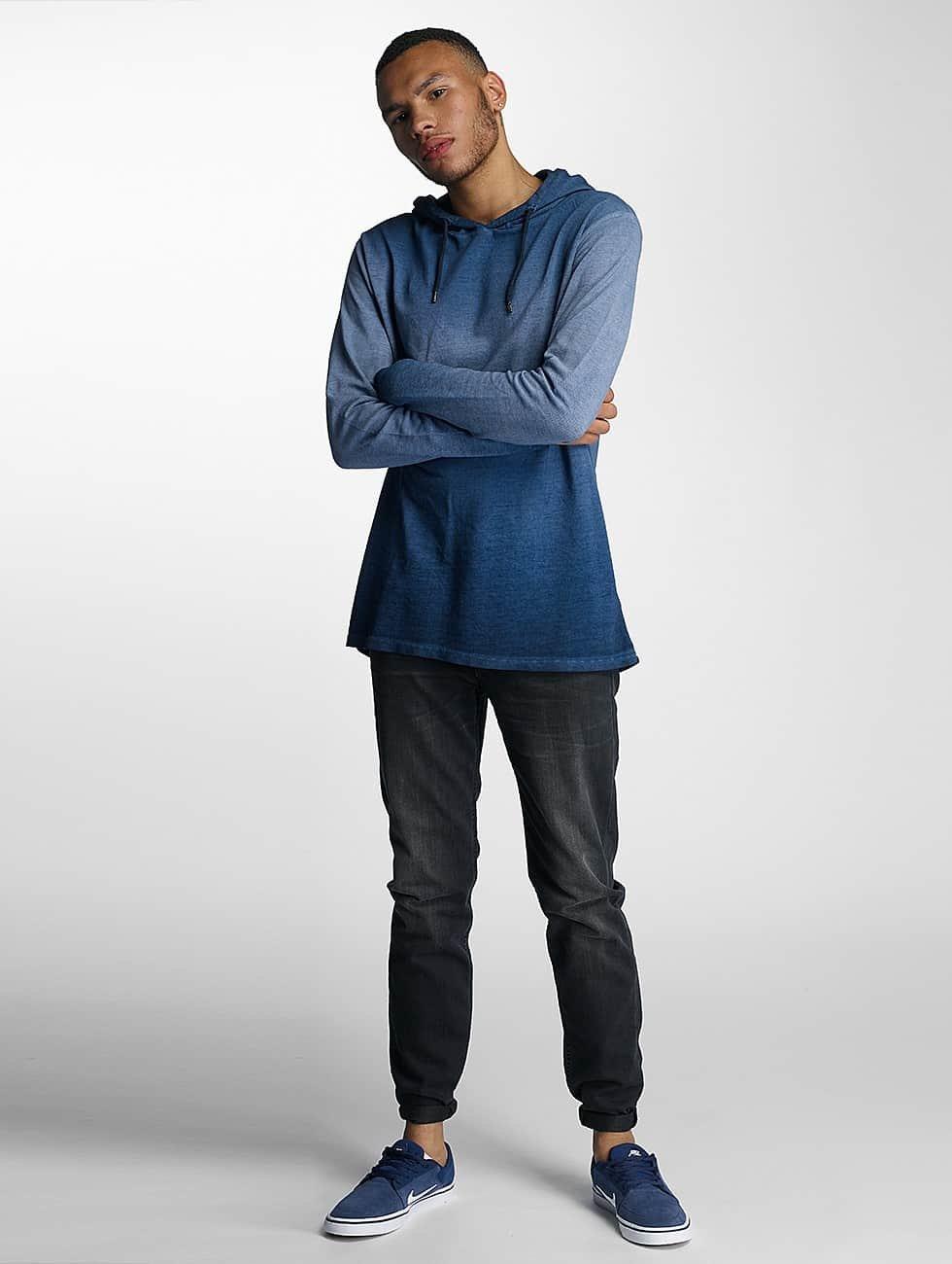 DEF Hoodie Marius blue