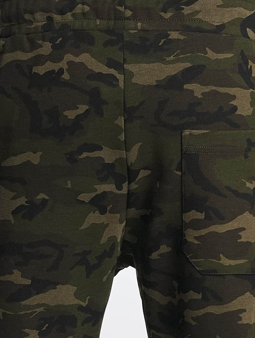DEF Jogginghose Cargo camouflage