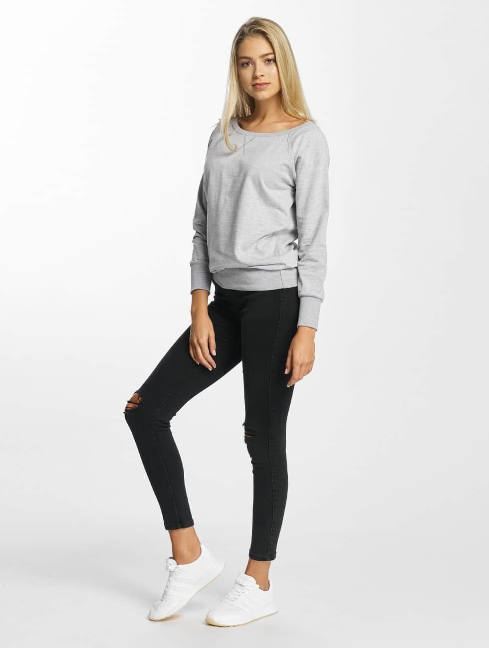 DEF Pullover Poppy gray