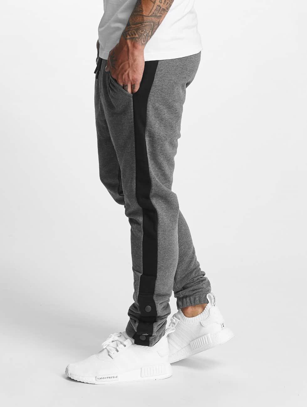 DEF Spodnie do joggingu Grimes szary