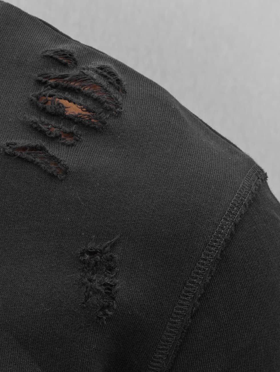 DEF trui Chaos zwart
