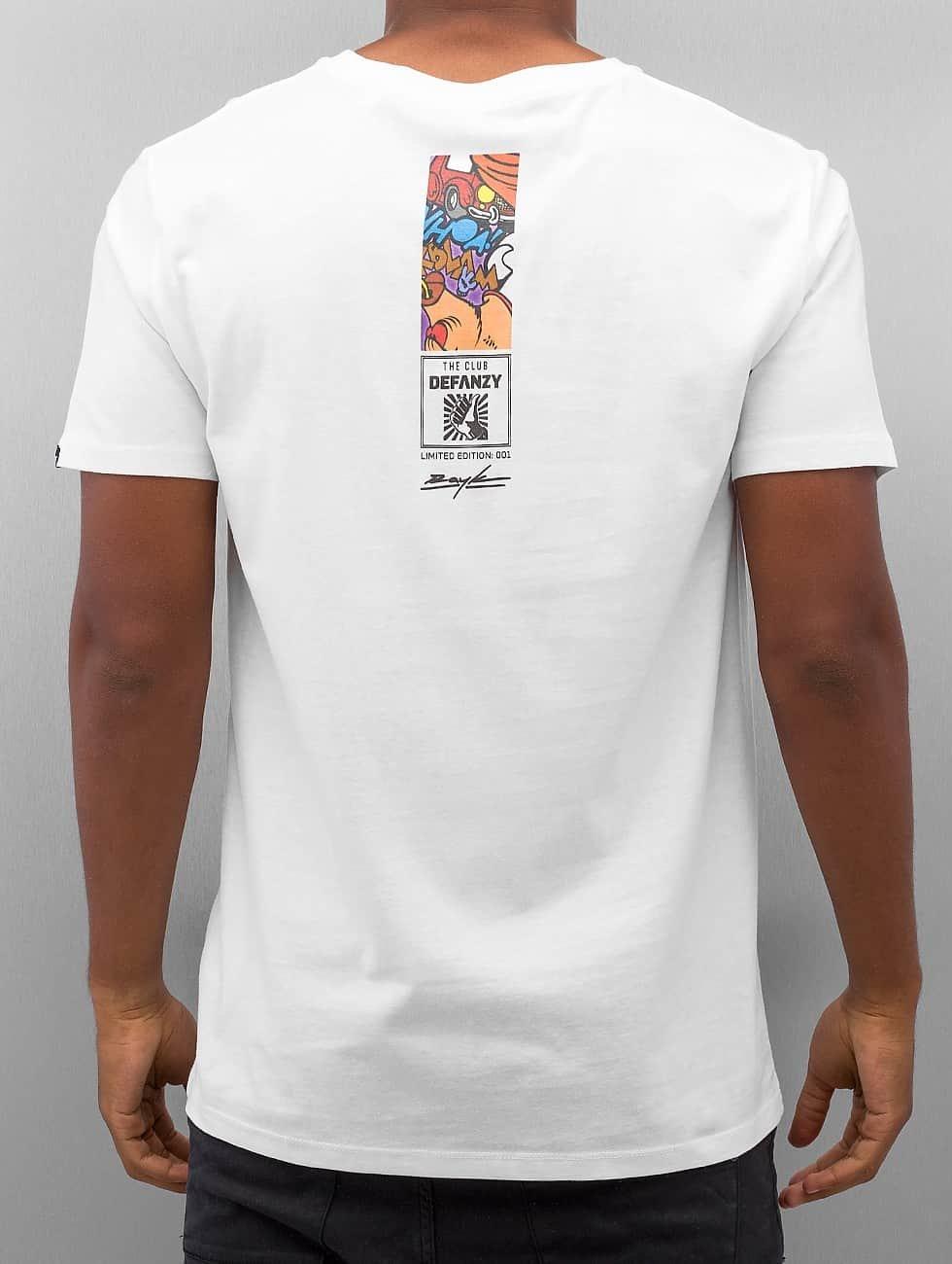 DefShop T-paidat Art Of Now RAY AMELANG valkoinen