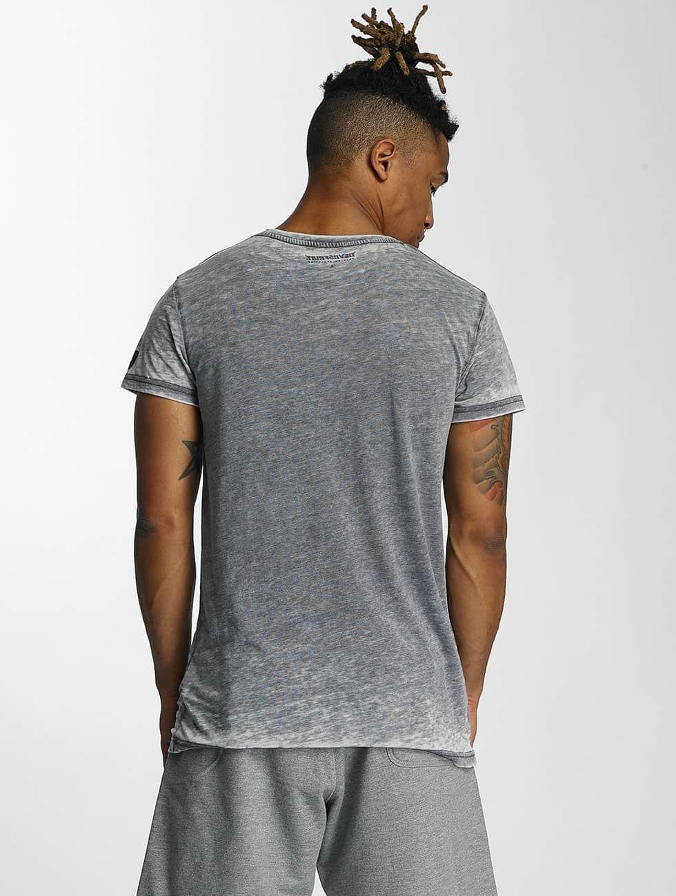 Devilsfruit T-Shirt Ransome gris
