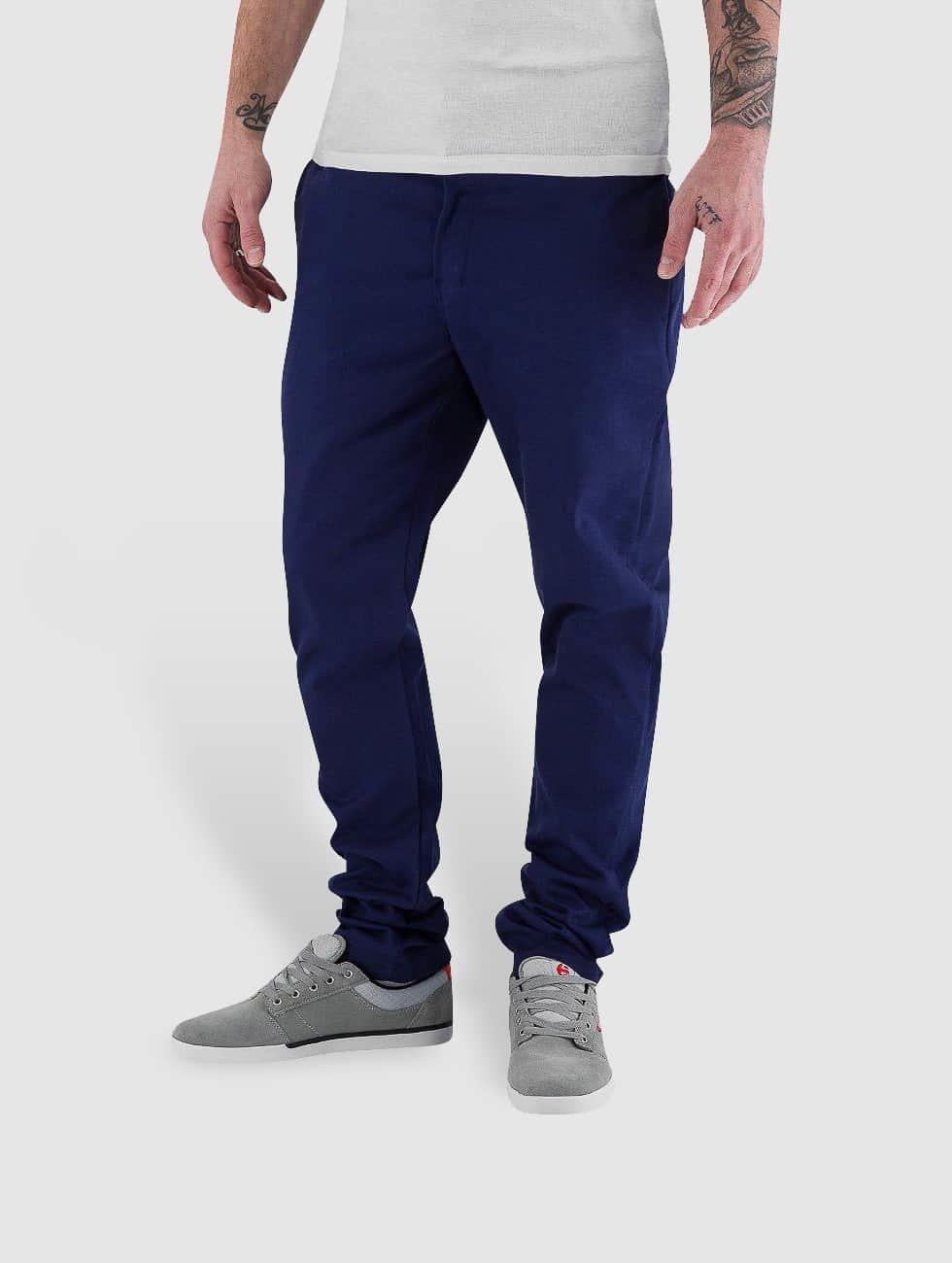 Dickies Chino Slim Skinny Work blau
