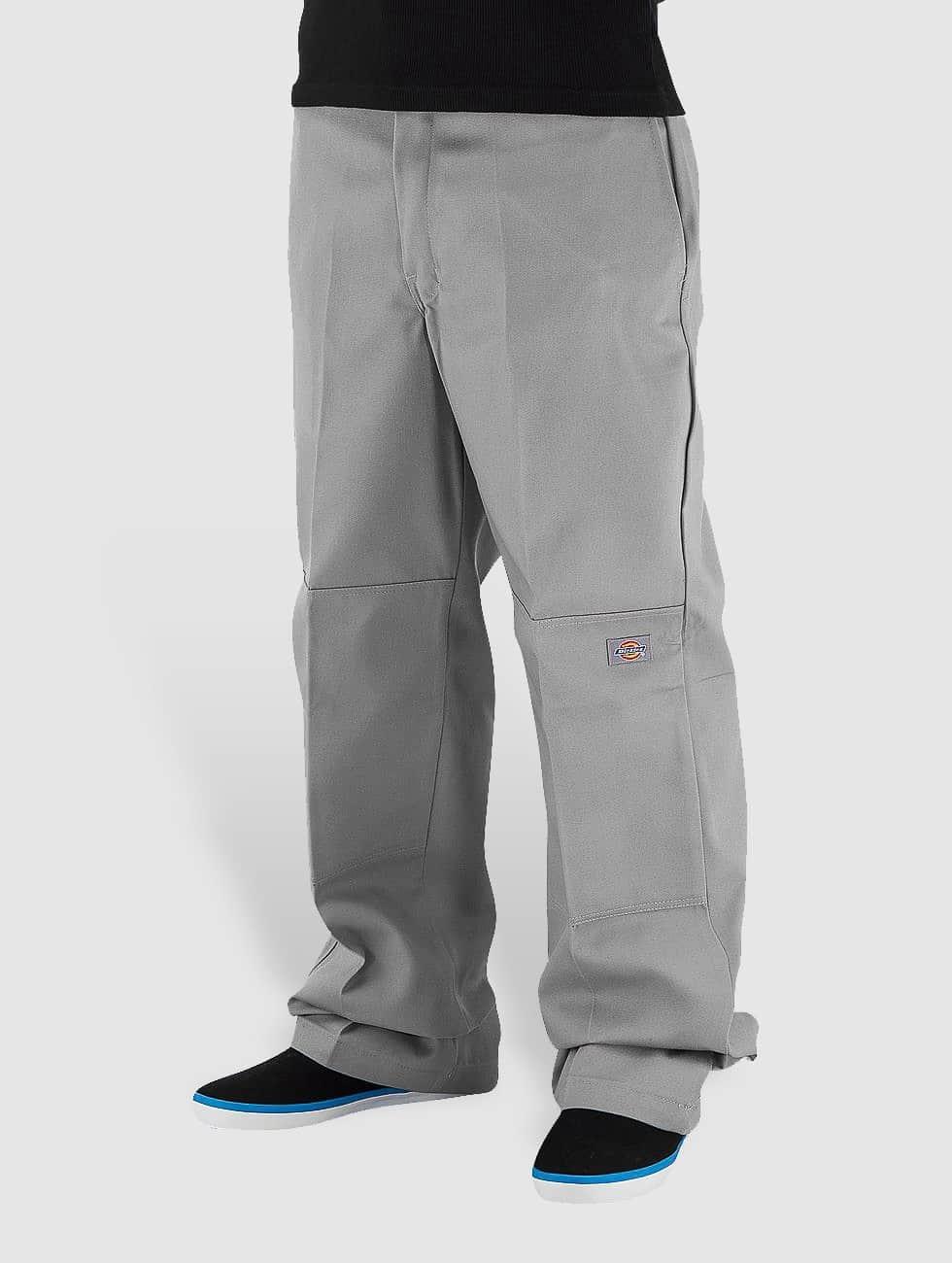 Dickies Chino Double Knee Work grijs