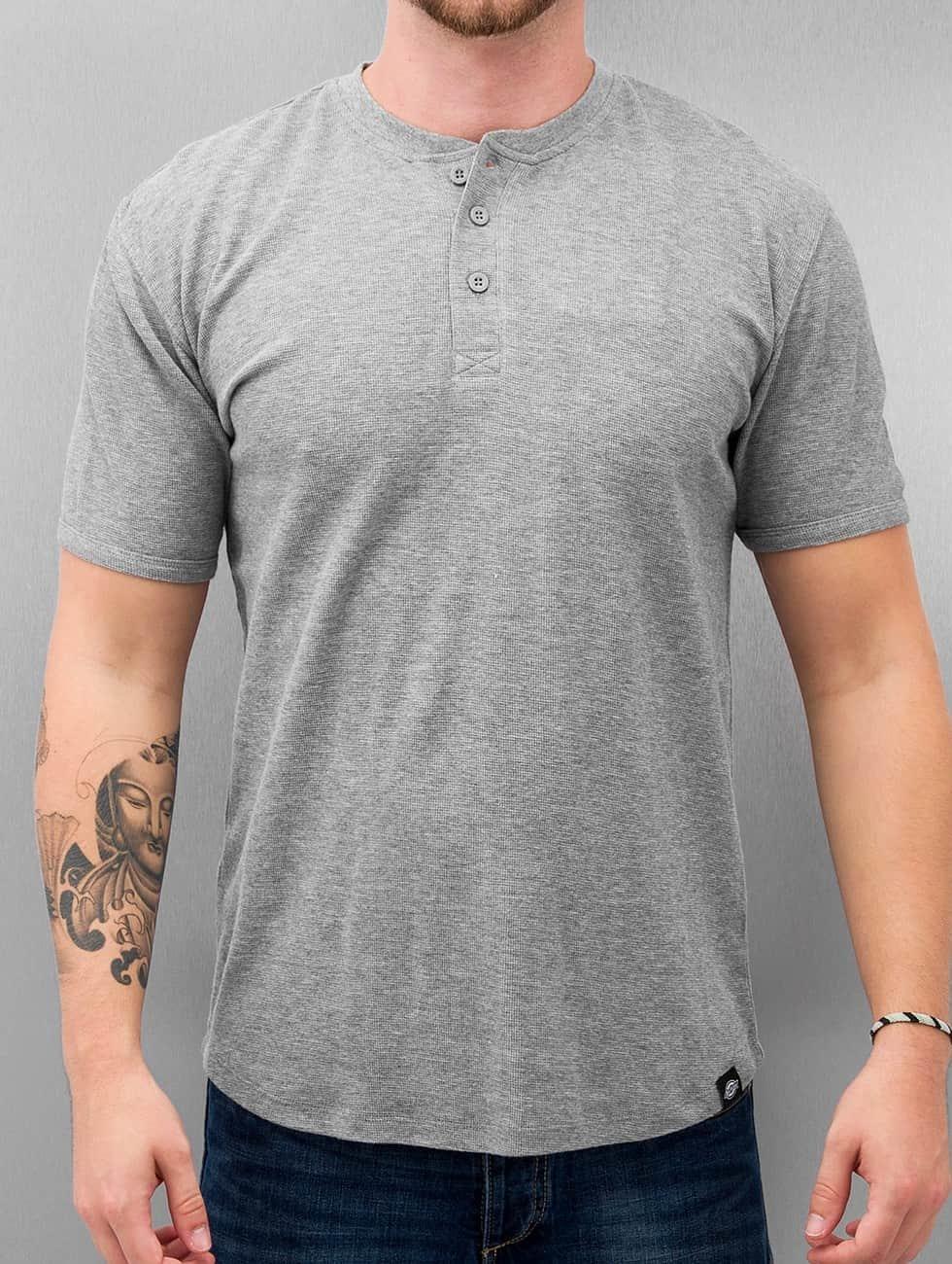 Dickies t-shirt Hixton grijs
