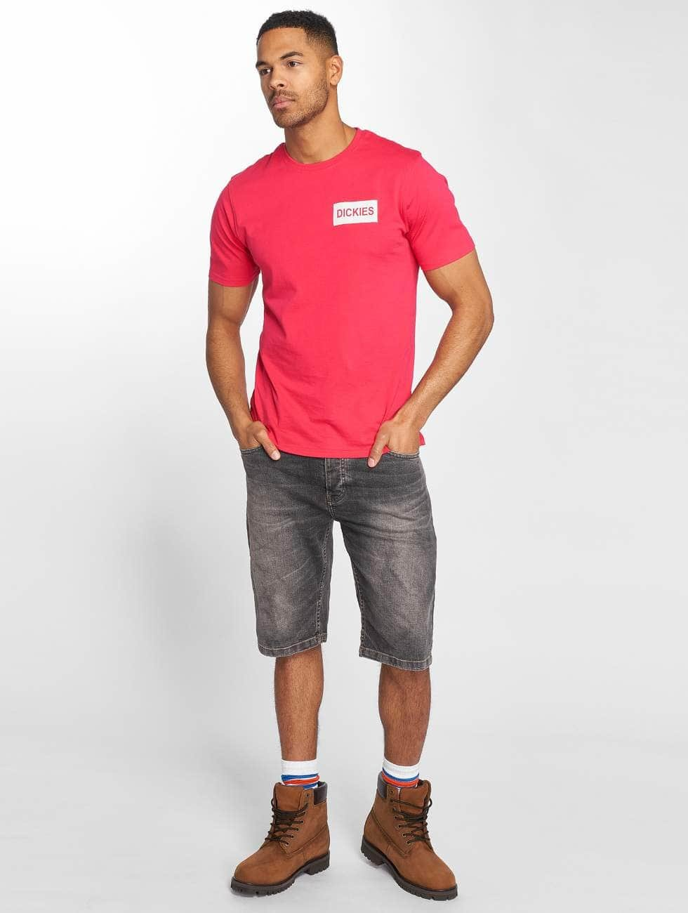Dickies T-Shirty Bagwell pink