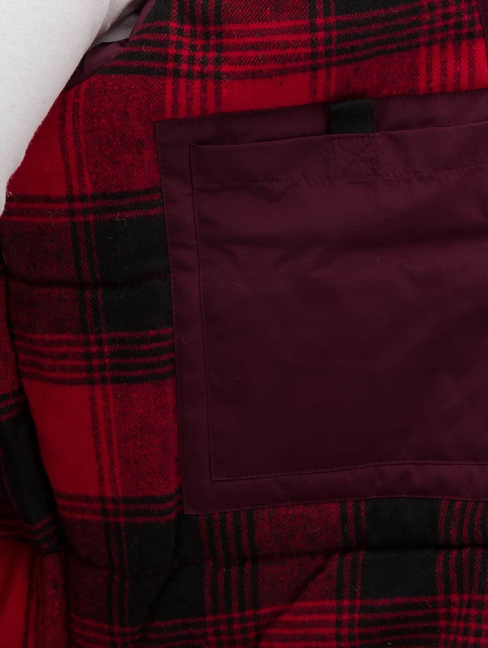 Dickies Talvitakit Cornwell punainen