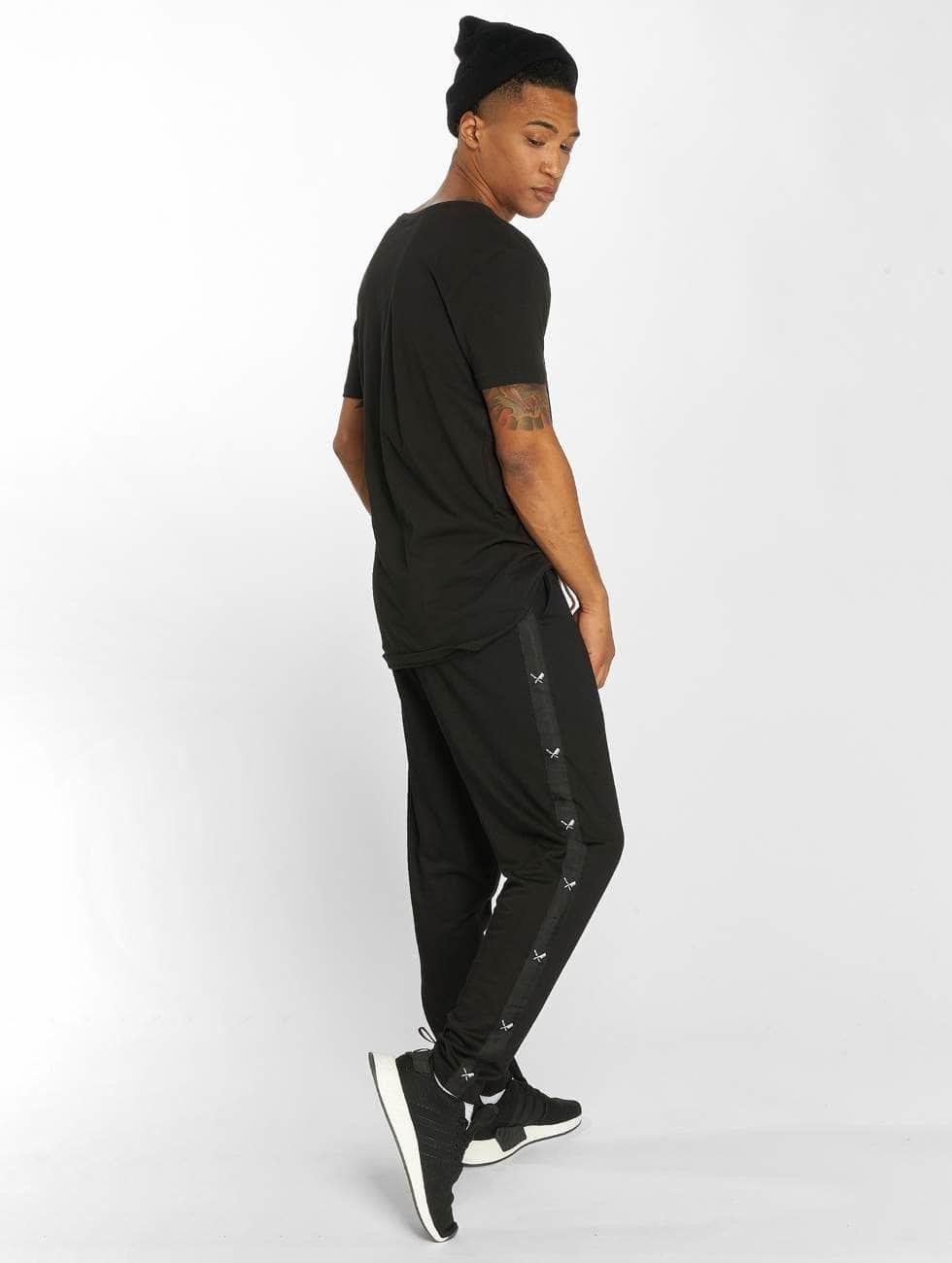 Distorted People T-Shirt Grand noir