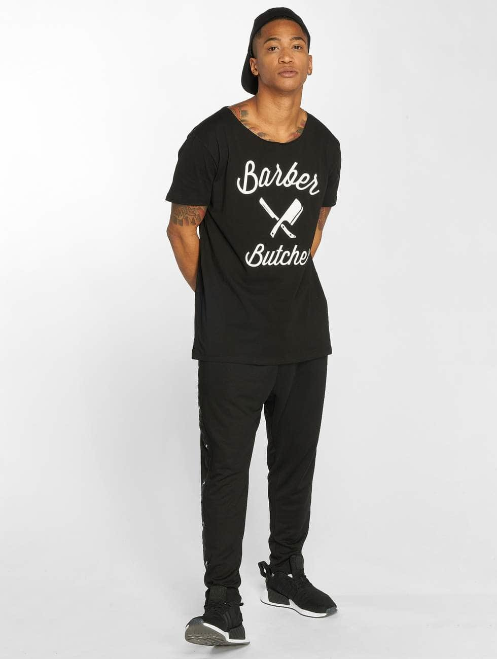 Distorted People t-shirt People BB Blades Cutted zwart