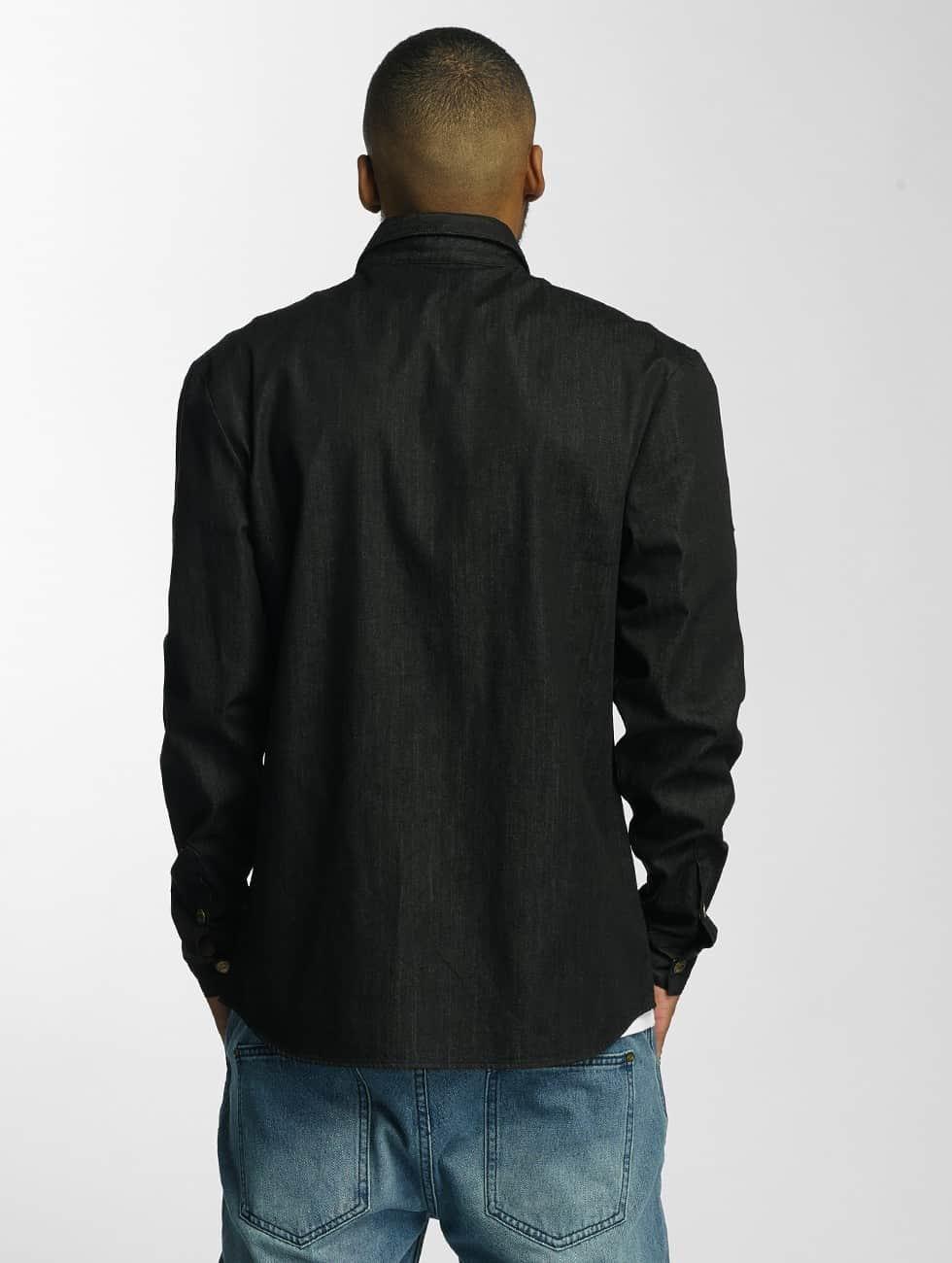 Ecko Unltd. Koszule Jeans czarny