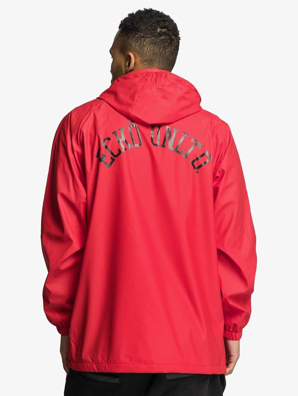 Ecko Unltd. Lightweight Jacket Raining Man red