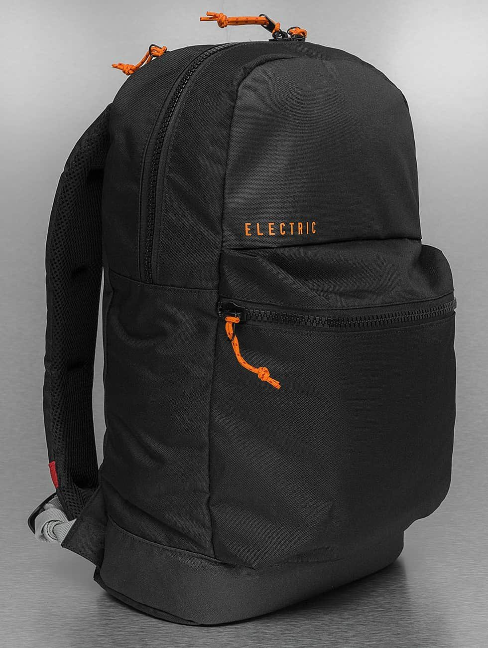 Electric Backpack MARSHAL black