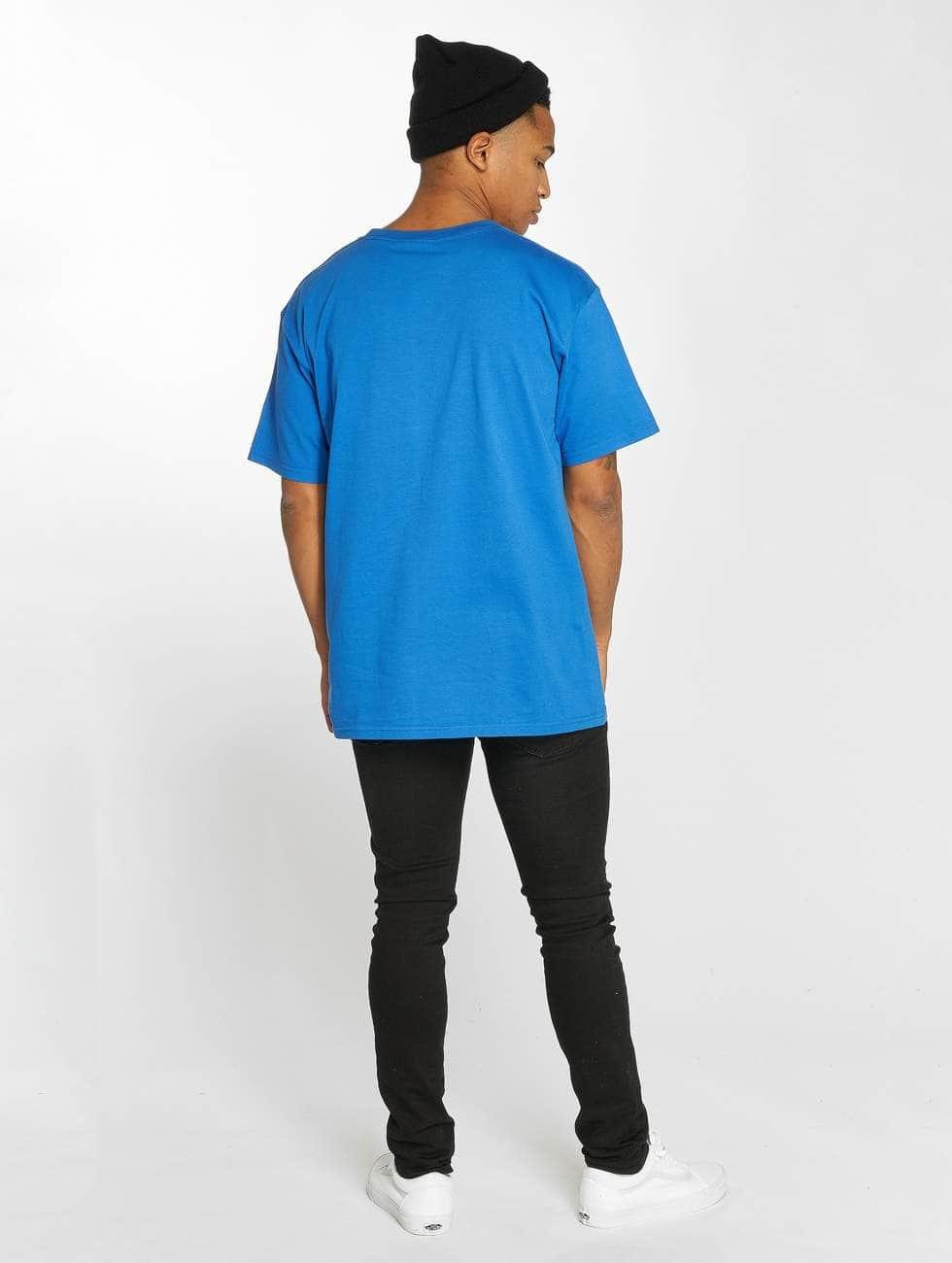 Electric T-Shirt CORP IDENDITY bleu