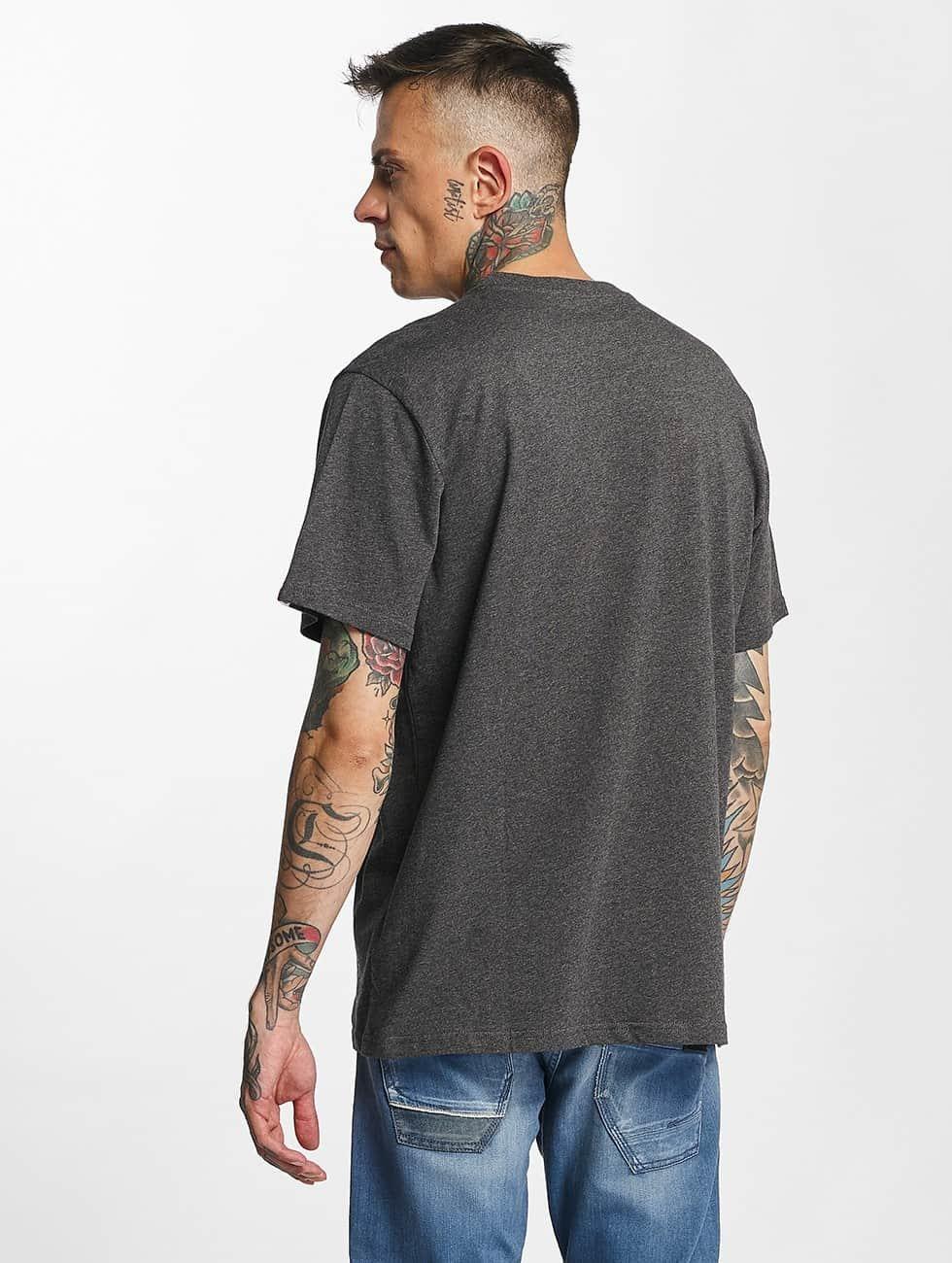 Element T-Shirt Log Jam grau