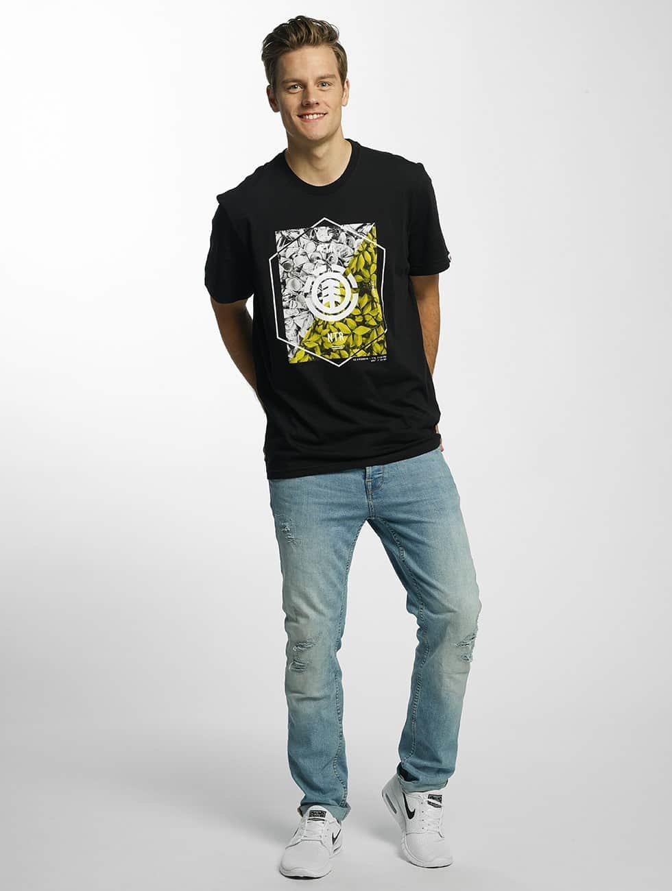 Element T-skjorter Tilt svart