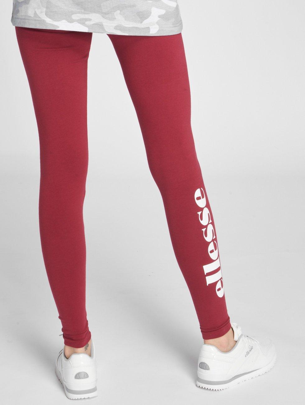Ellesse Leggingsit/Treggingsit Solos punainen