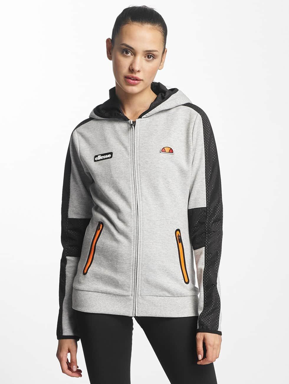 Ellesse Zip Hoodie Sport Alalunga Tech gray