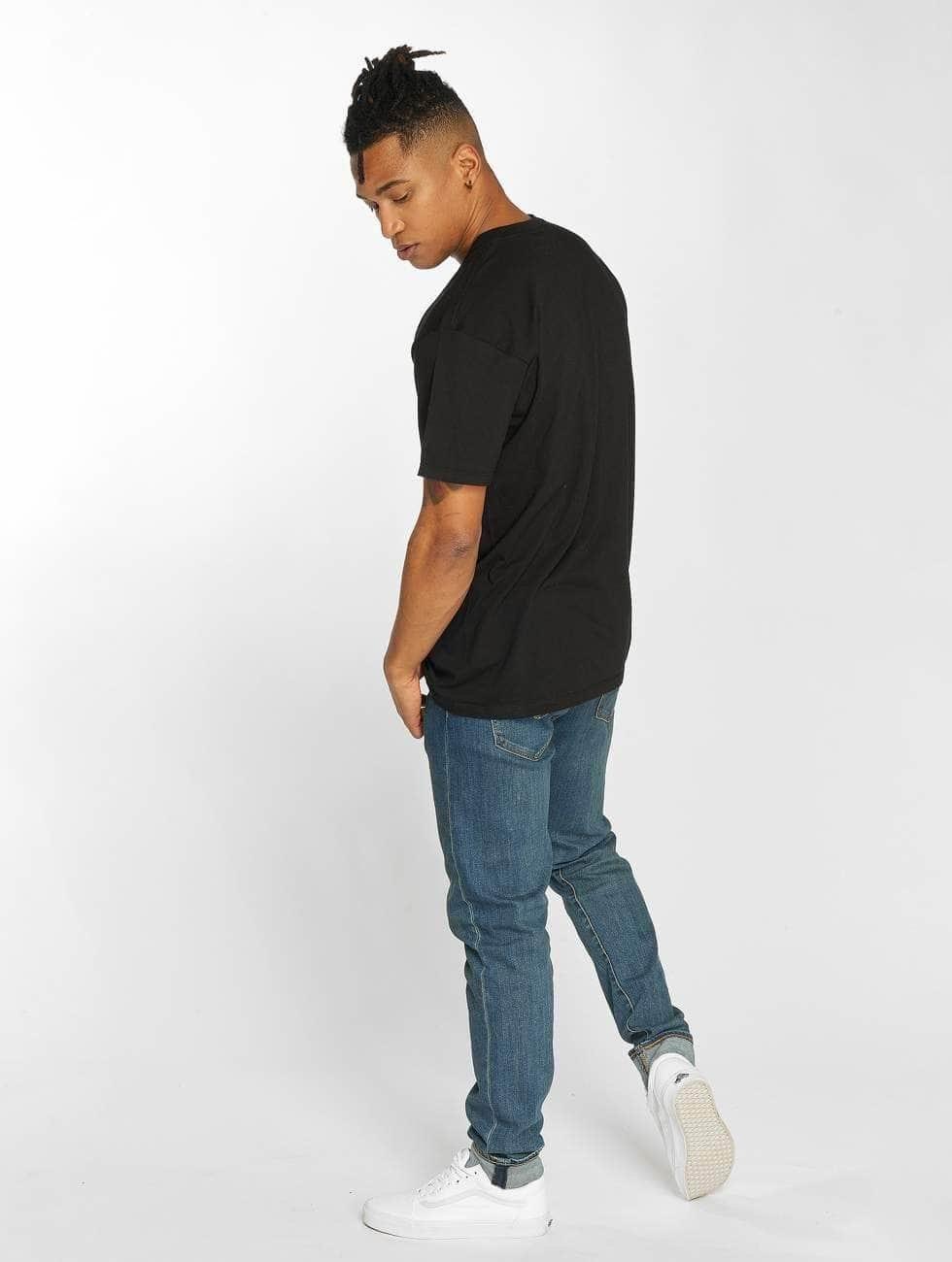 Etnies t-shirt New Box zwart