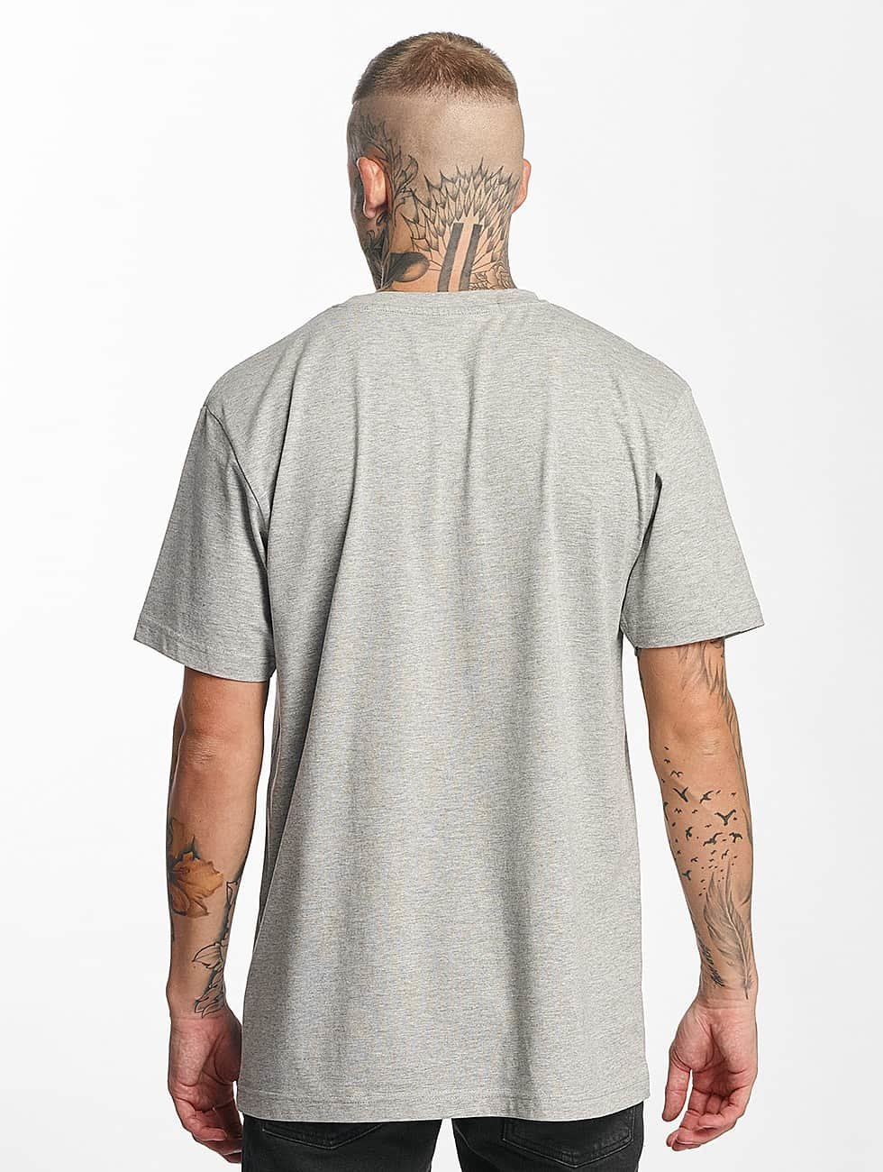 Famous Stars and Straps Camiseta Life and Death gris