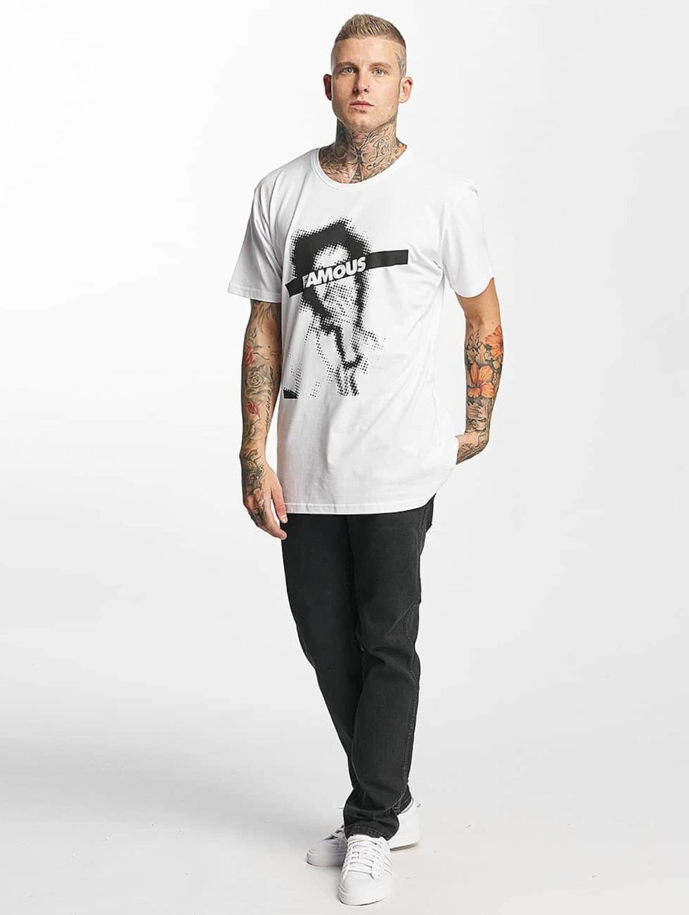 Famous Stars and Straps t-shirt Rotten MSS wit