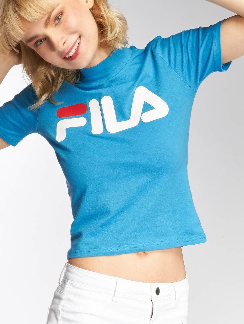 FILA T-shirt Every Turtle blå