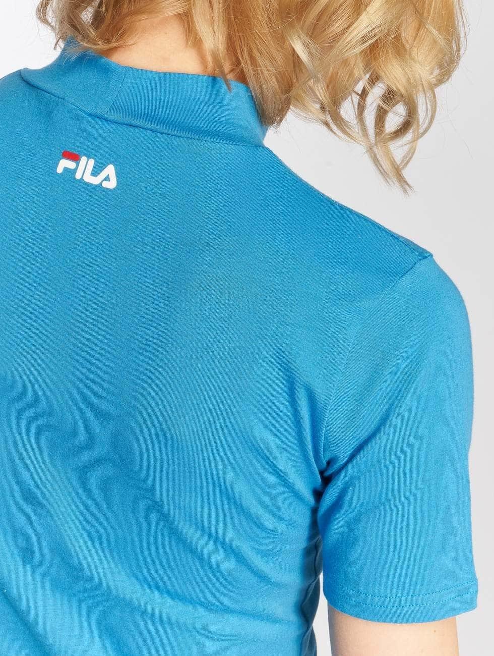FILA T-Shirt Every Turtle blau