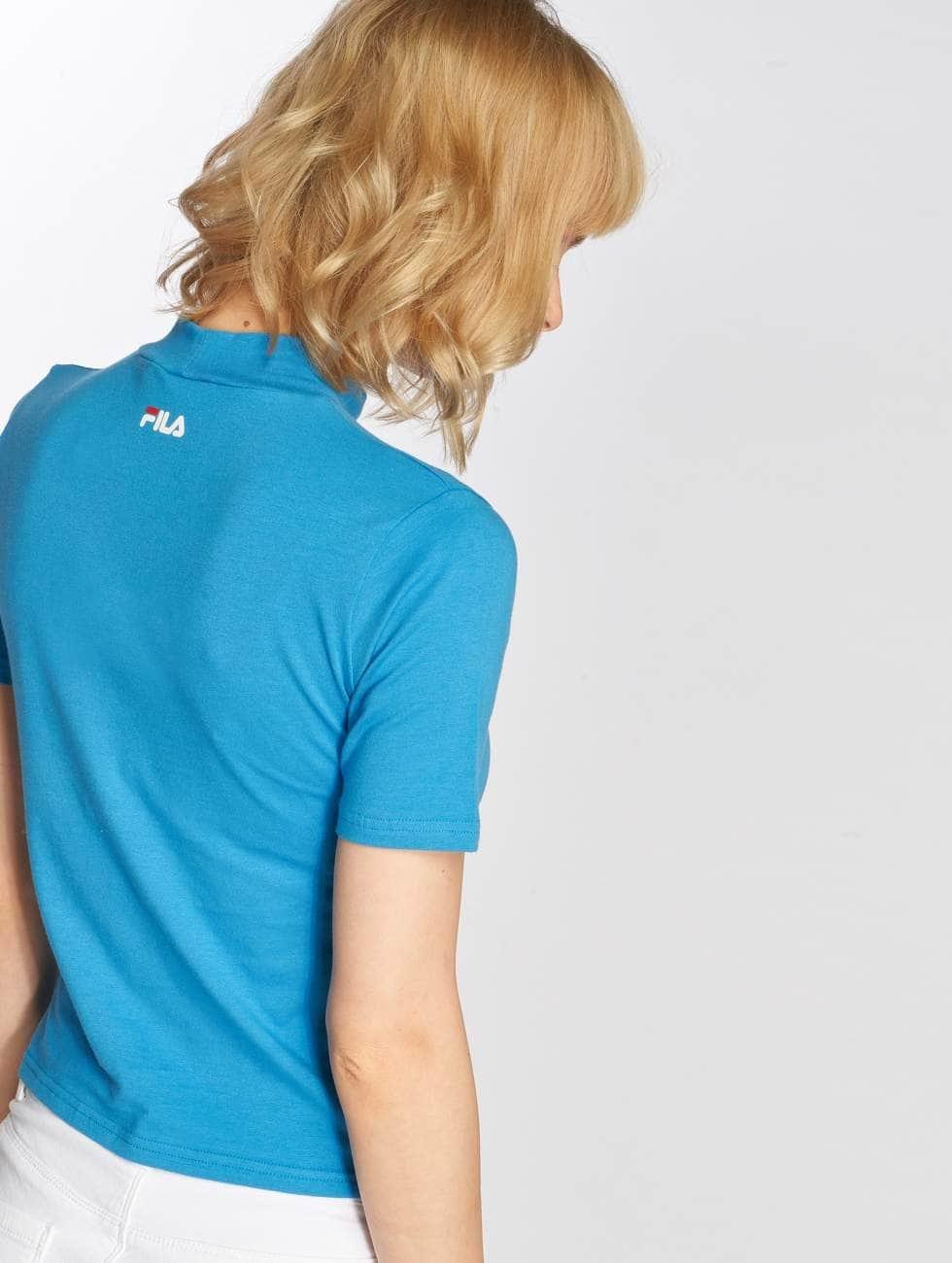 FILA T-Shirt Every Turtle bleu