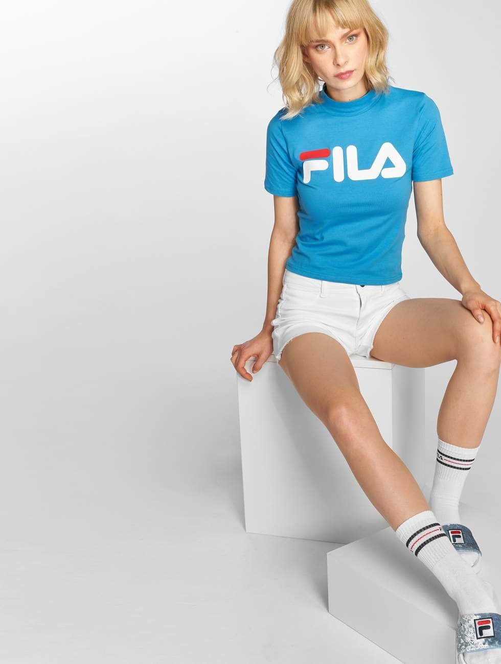 FILA T-shirt Every Turtle blu