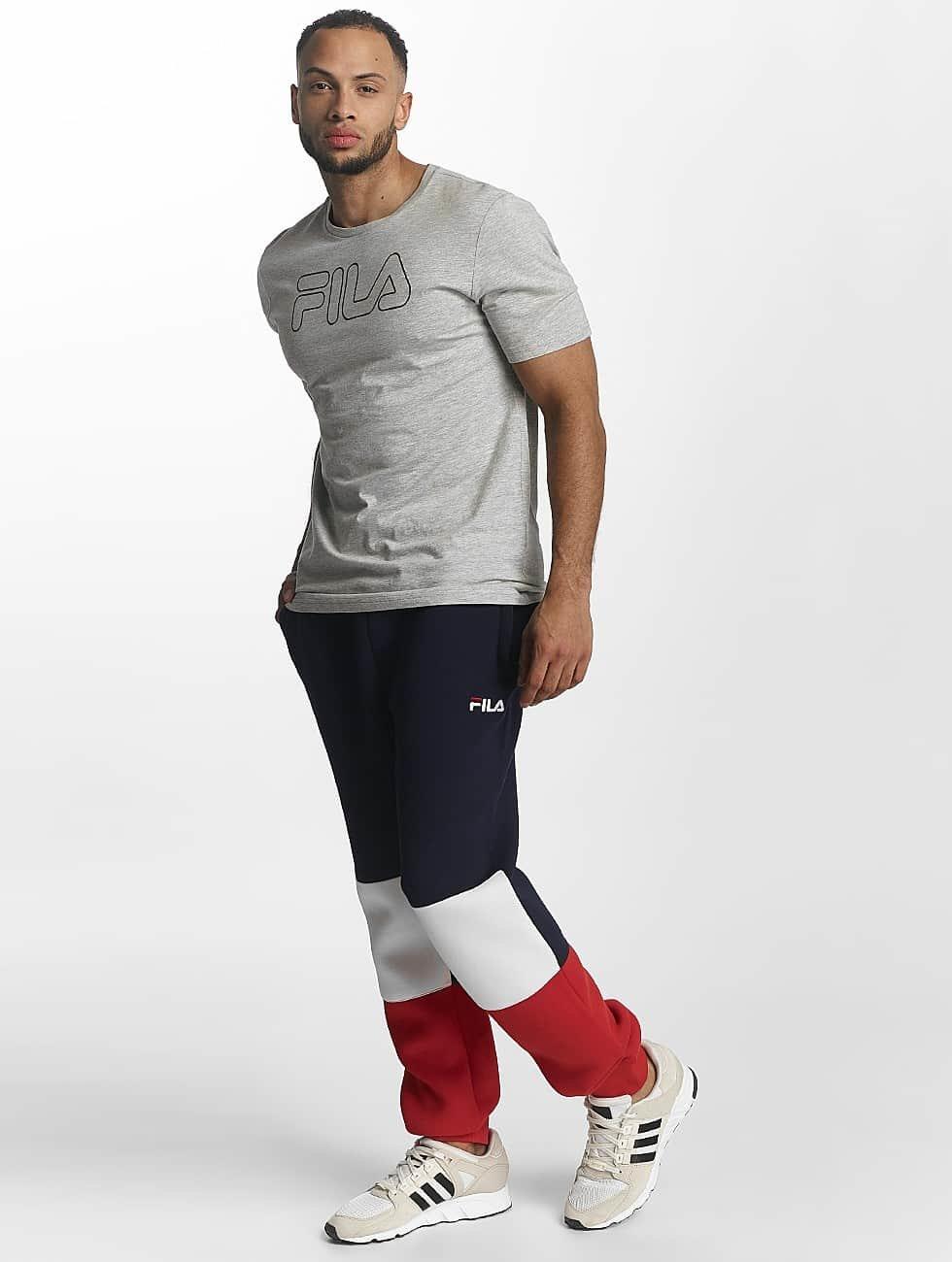 FILA t-shirt Core Line Classic grijs