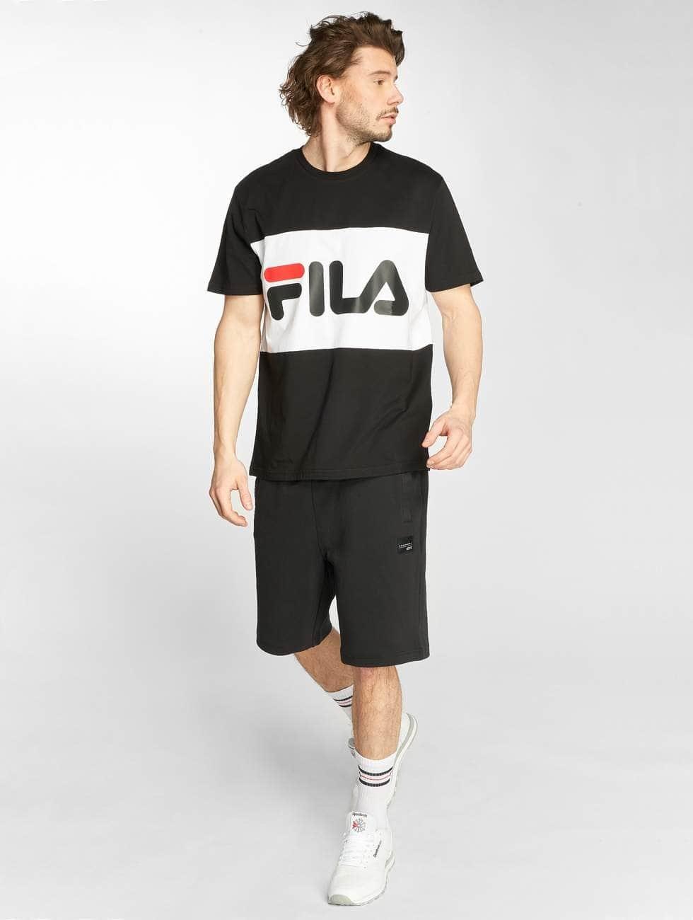 FILA T-shirts Urban Line Day sort