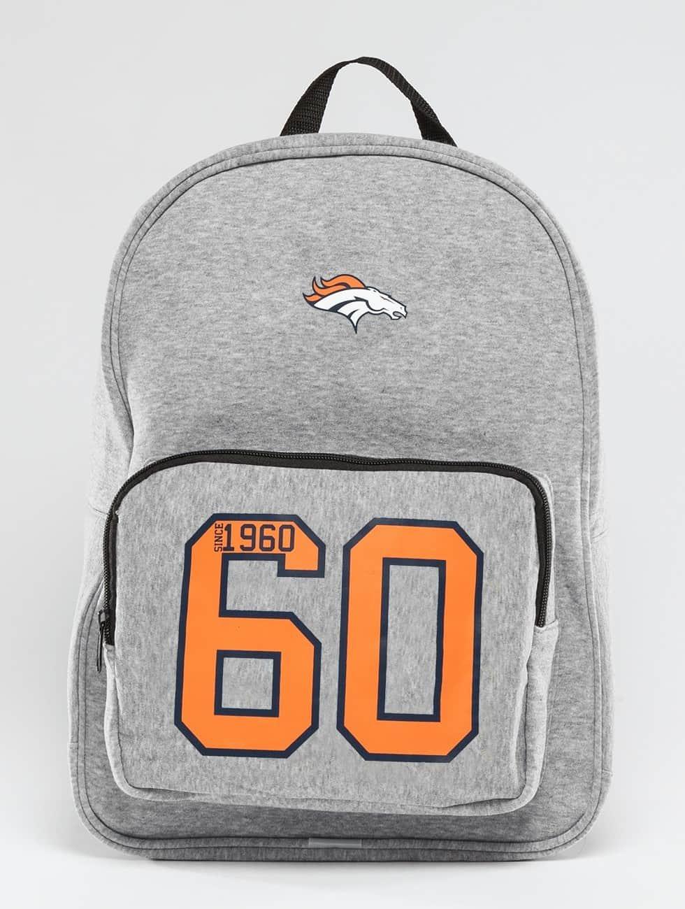 Forever Collectibles Plecaki NFL Denver Broncos szary