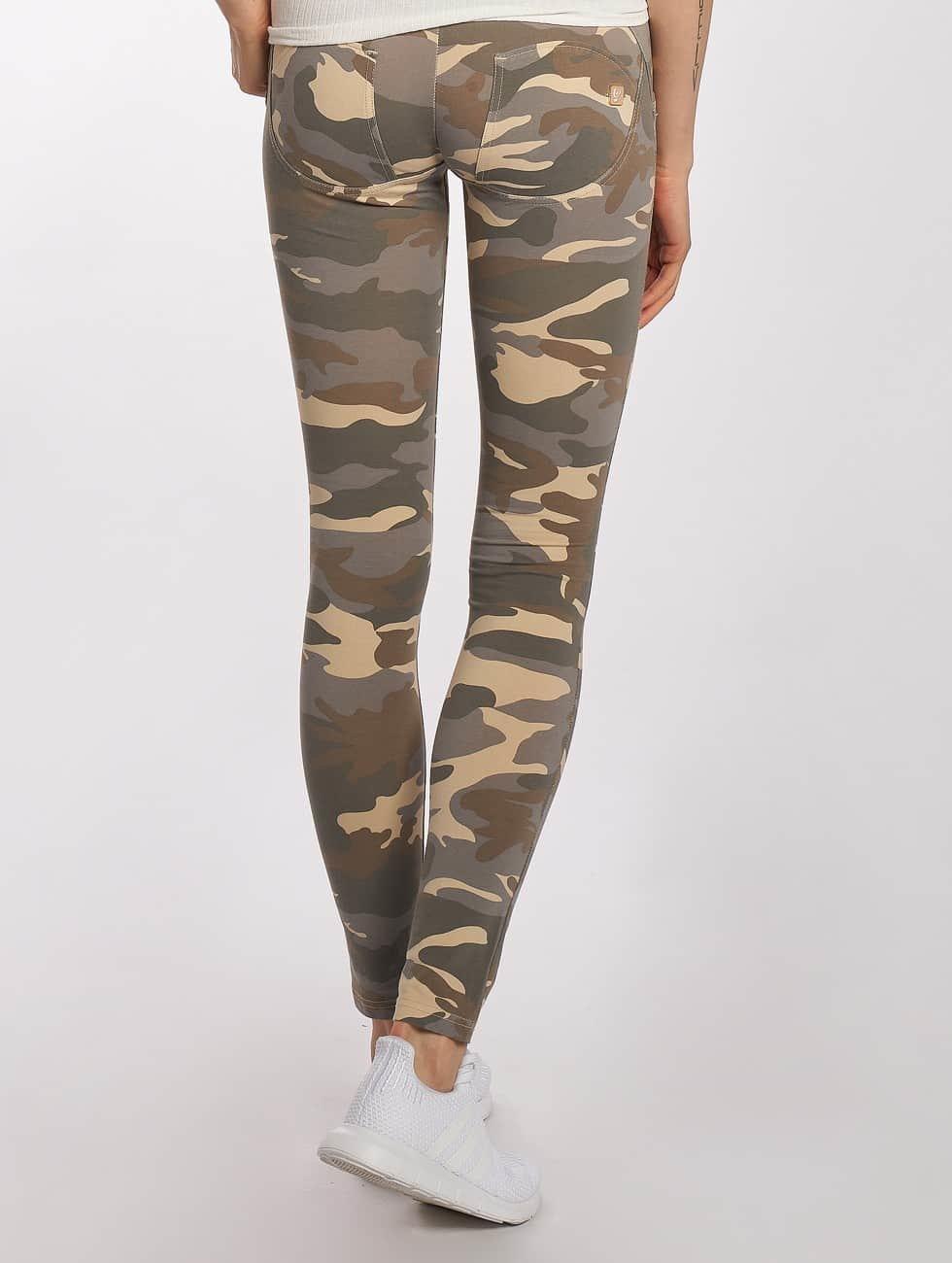 Freddy Jean skinny Pantalone Lunga camouflage