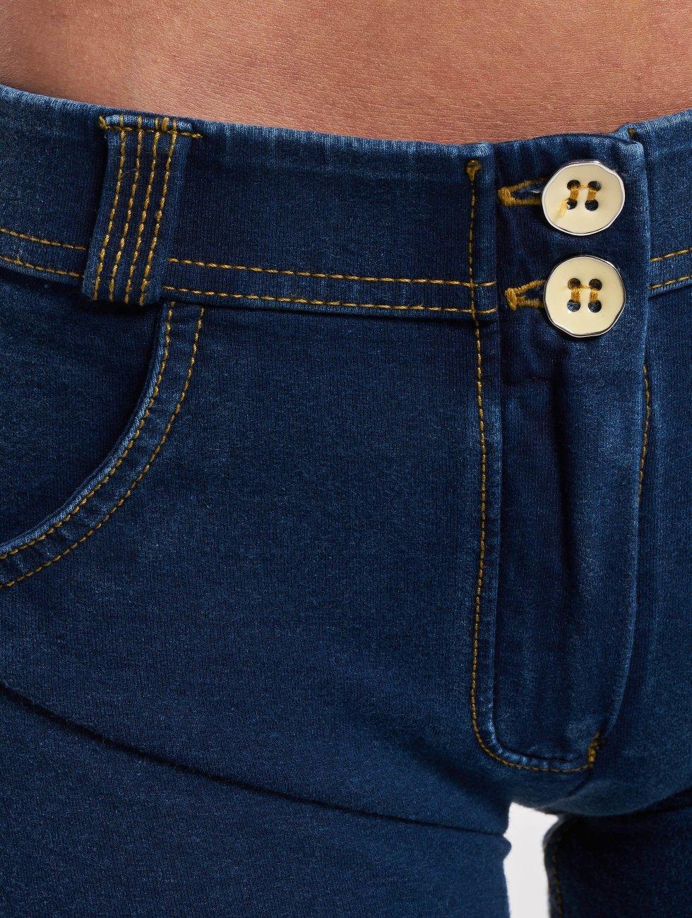 Freddy Skinny jeans Laura blauw