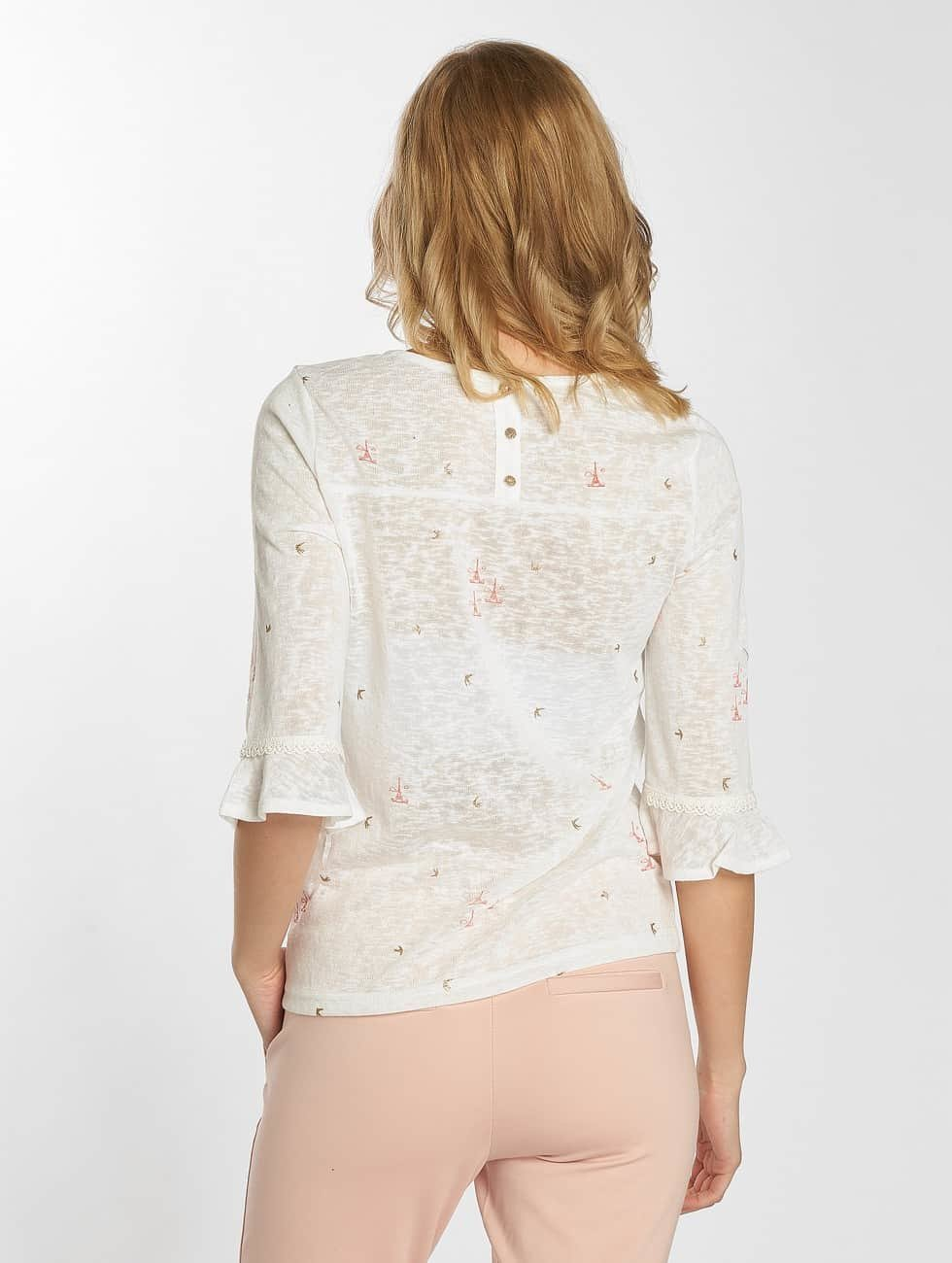 Grace & Mila Blouse/Tunic Parisienne white