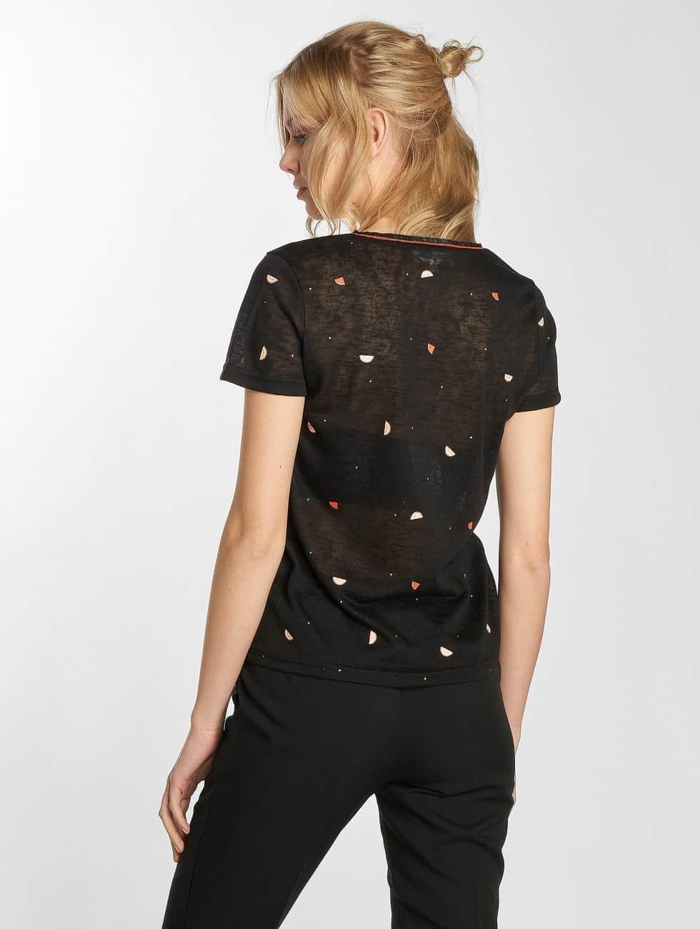 Grace & Mila T-Shirt Paquita black